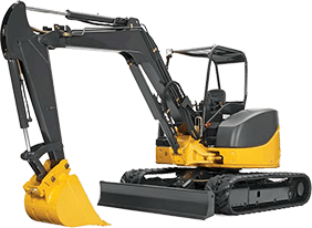 Excavators for Sell at Leon Equipment LLC