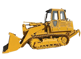 Track Loaders for Sell at Leon Equipment LLC