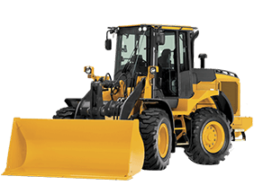 Wheel Loaders for Sell at Leon Equipment LLC